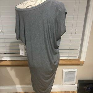 Athleta asymmetrical dress super cute new size S